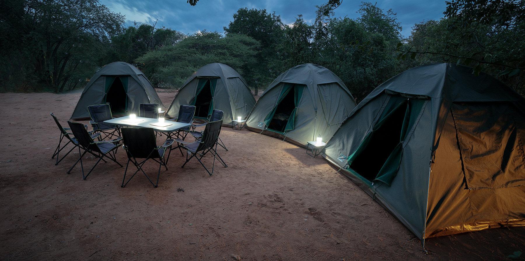 camping kruger national park