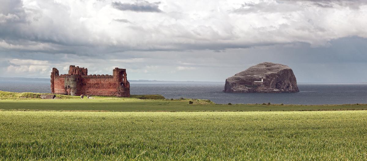 Viaggio fotografico in Scozia Bass Rock