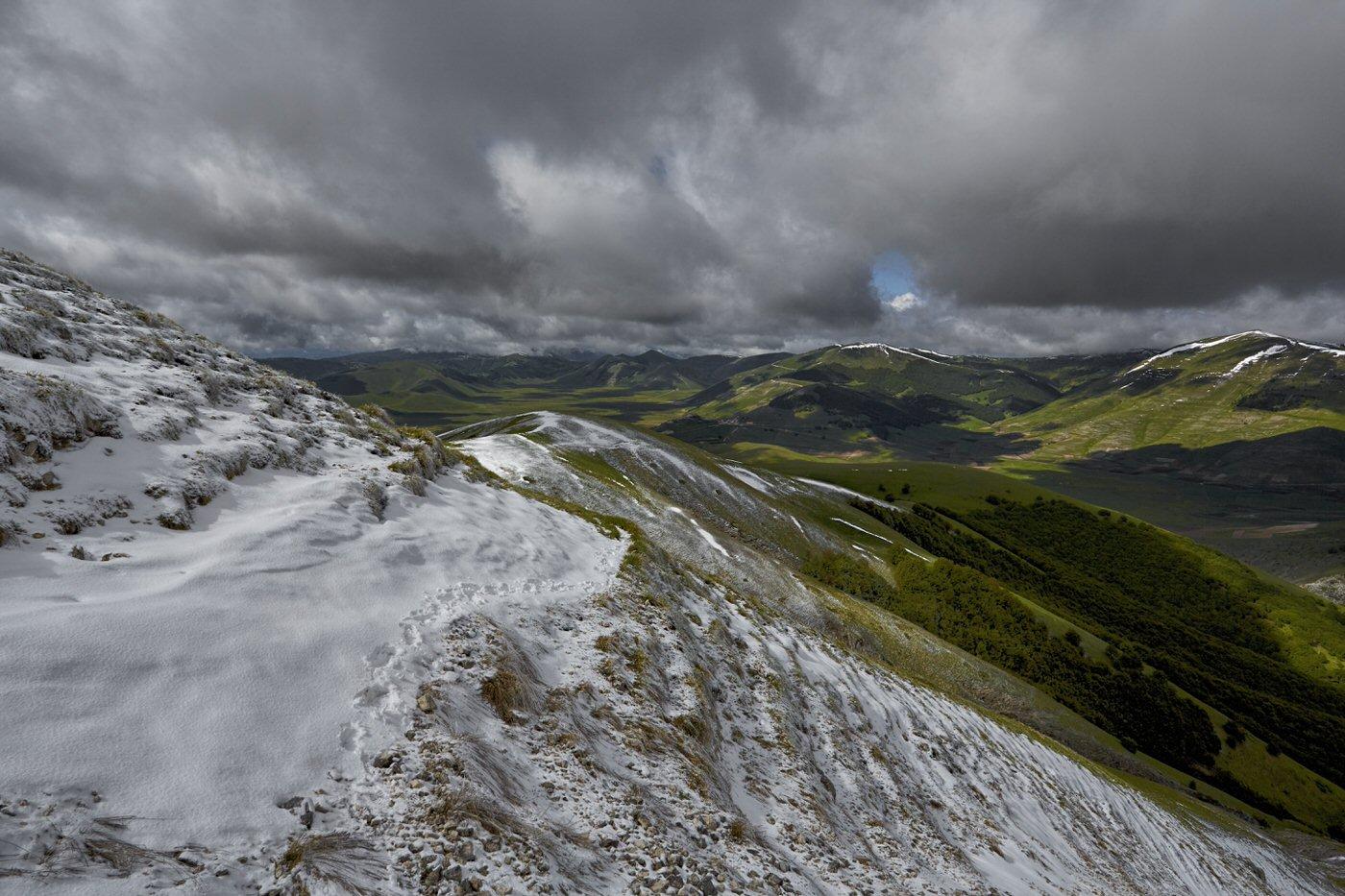 workshop di fotografia naturalistica nel Parco Nazionale dei Monti Sibillini - Michele Bavassano