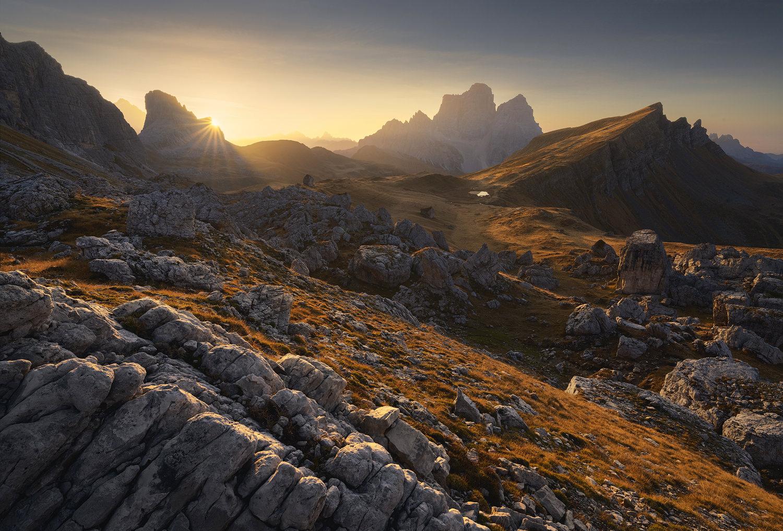 Autunno nelle dolomiti - Workshop di fotografia paesaggistica
